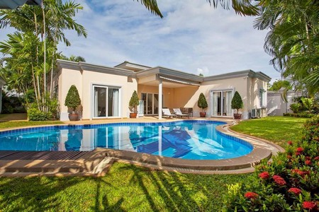 luxury house for rent in pattaya