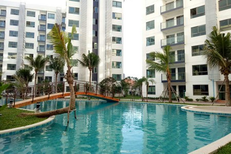 arcadia beach resort condo for rent pattaya